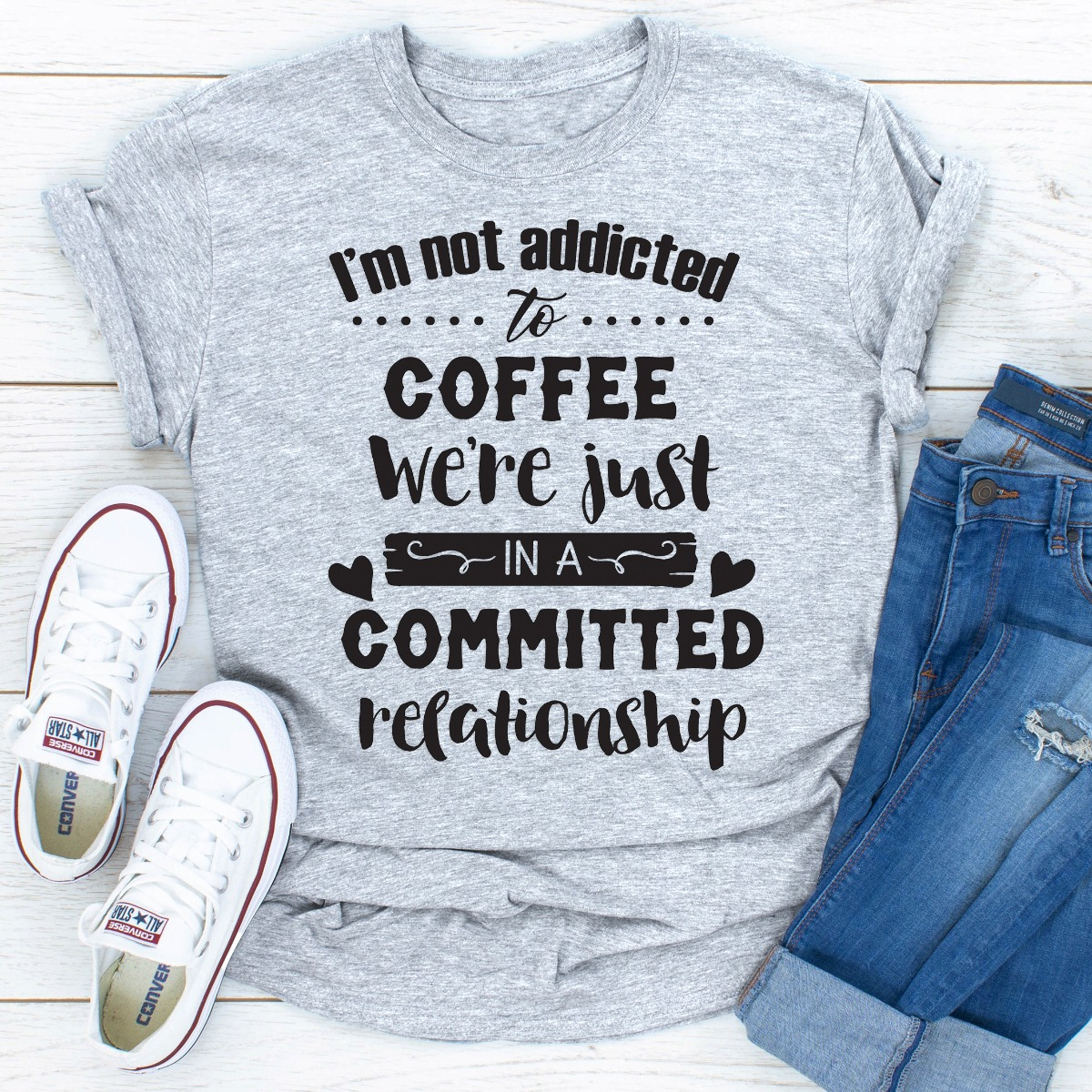 I Am Not Addicted To Coffee