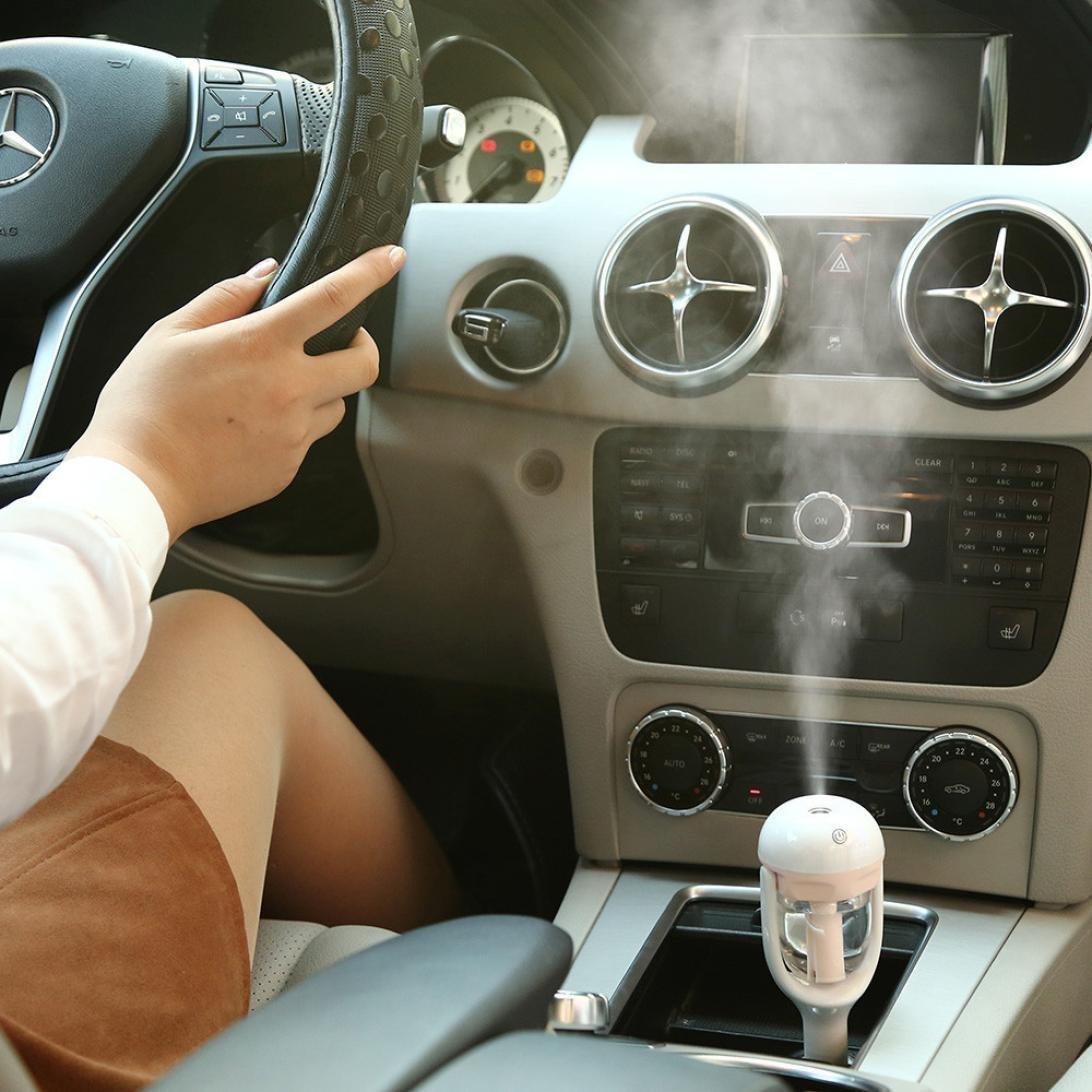 Auto Mini Car Humidifier