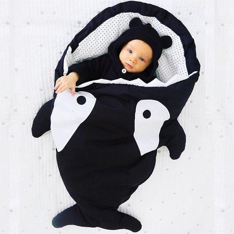 Mr. Shark Baby Sleeping Bag