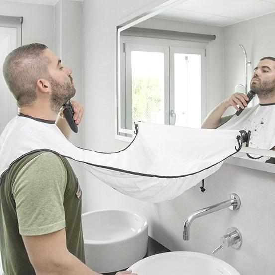 Beard Trimming Catcher
