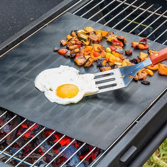 Chef Non-Stick BBQ Grill Mat