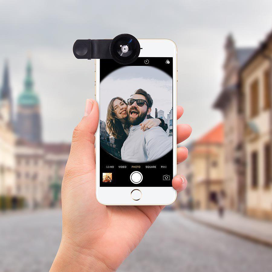 Set of Phone Lenses