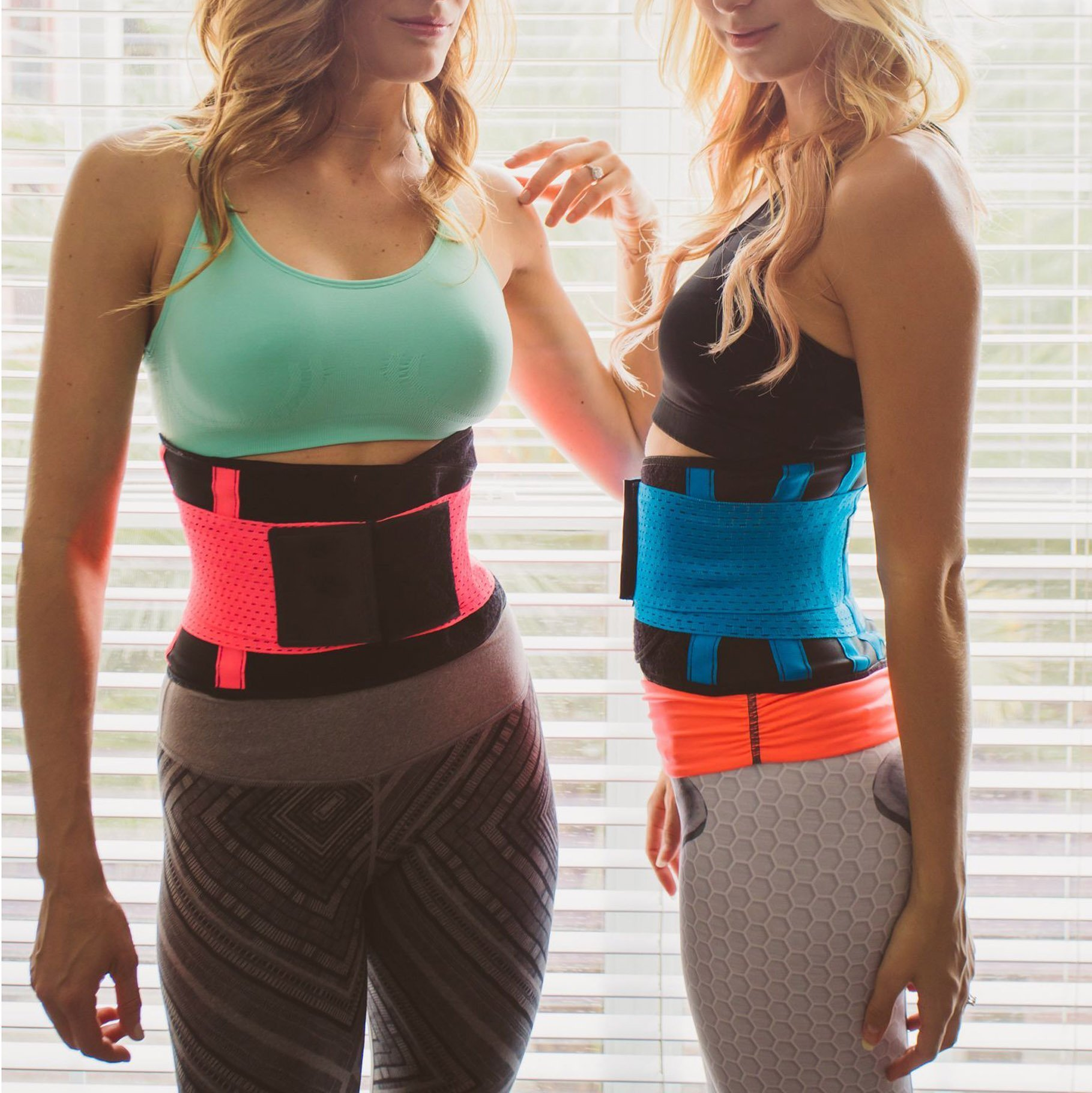 Stretch & Adjust Waist Belt