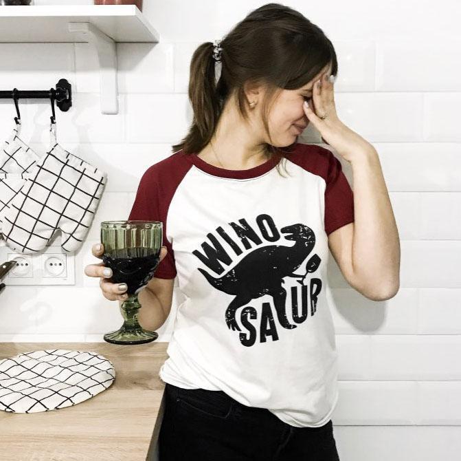 """Winosaur"" T-Shirt"