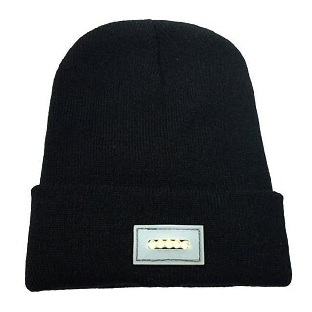 Knit Tactical Beanie Hat (Unisex)