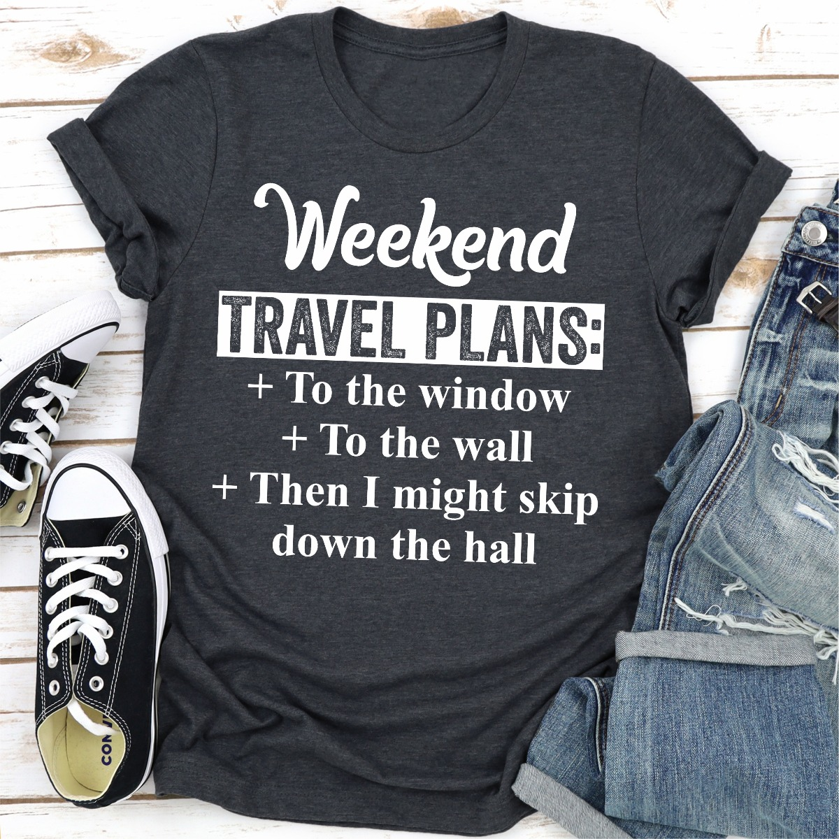 Weekend Travel Plans