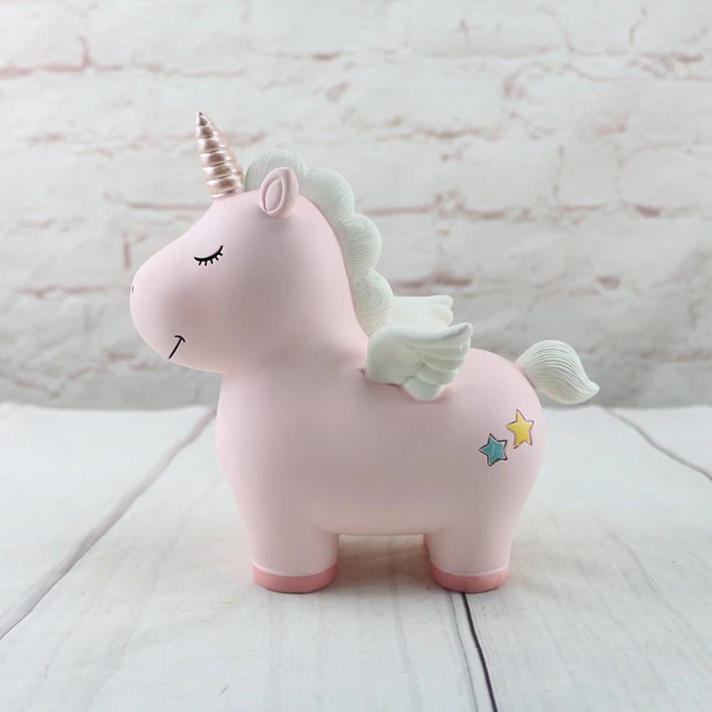 unicornpiggybankwithhornwingspink