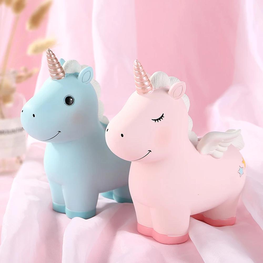 unicornpiggybankwithhornwings2