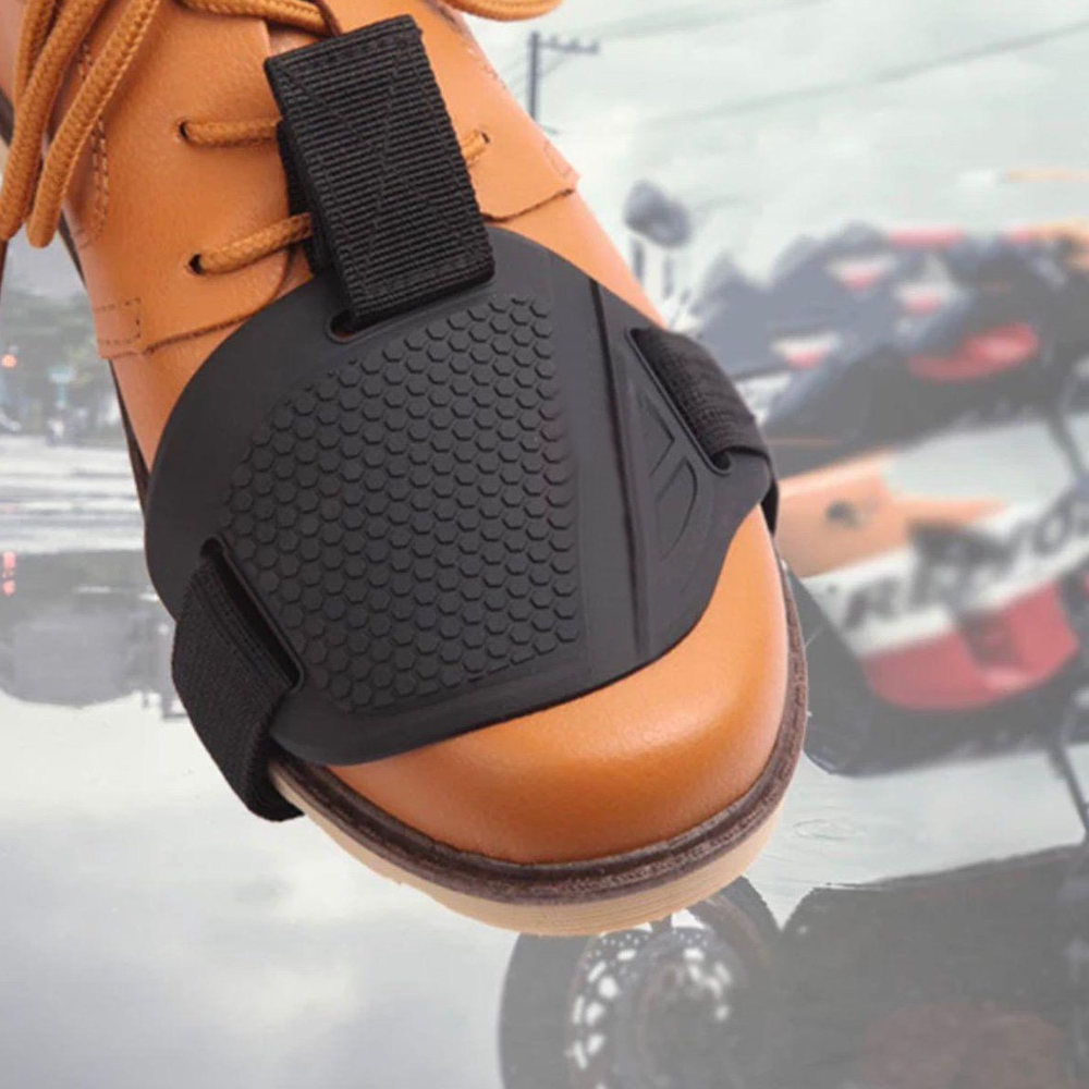 Anti-Skid Motorcycle Shifter Shoe Protector