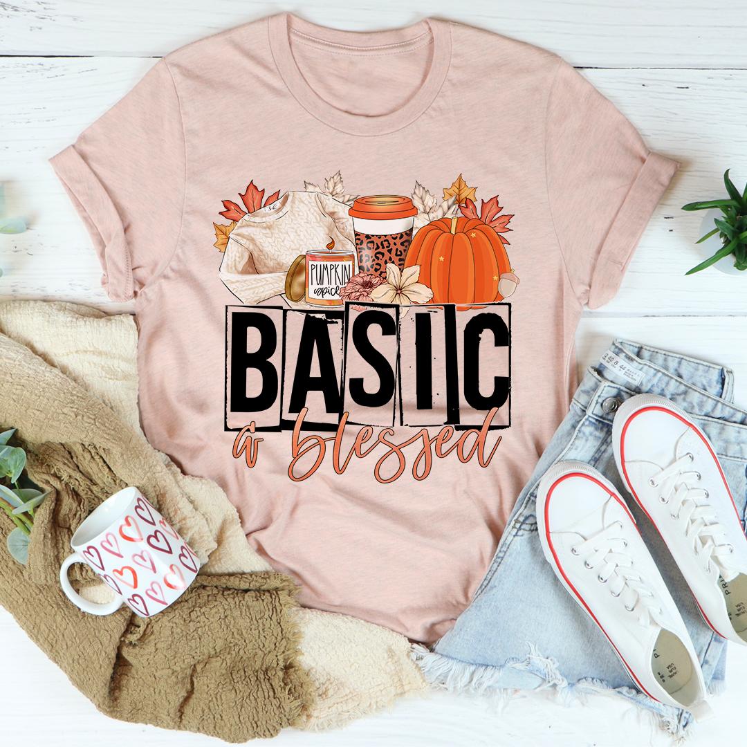 Basic & Blessed Tee