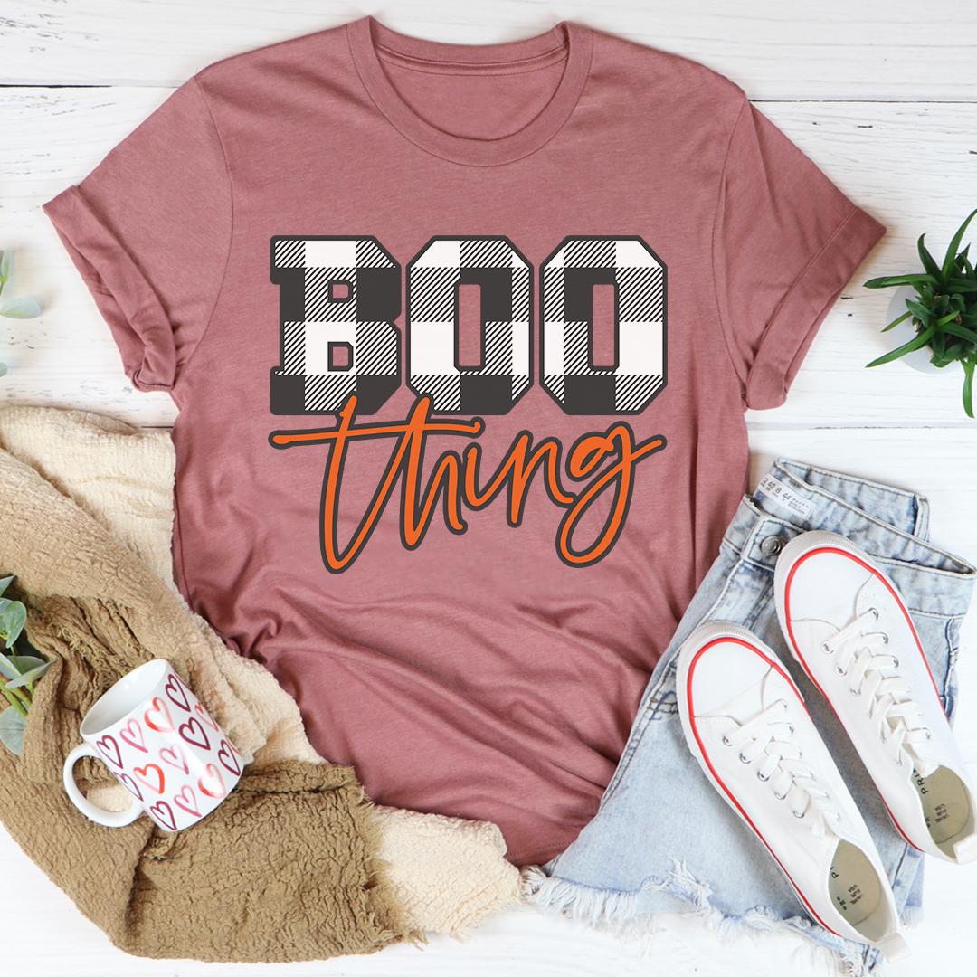 Boo Thing Tee
