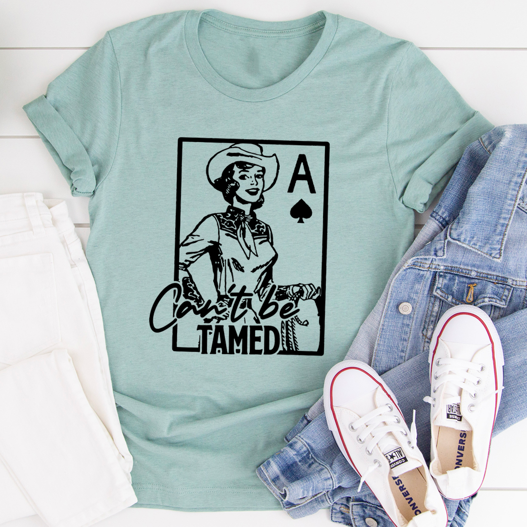 Can't Be Tamed Tee