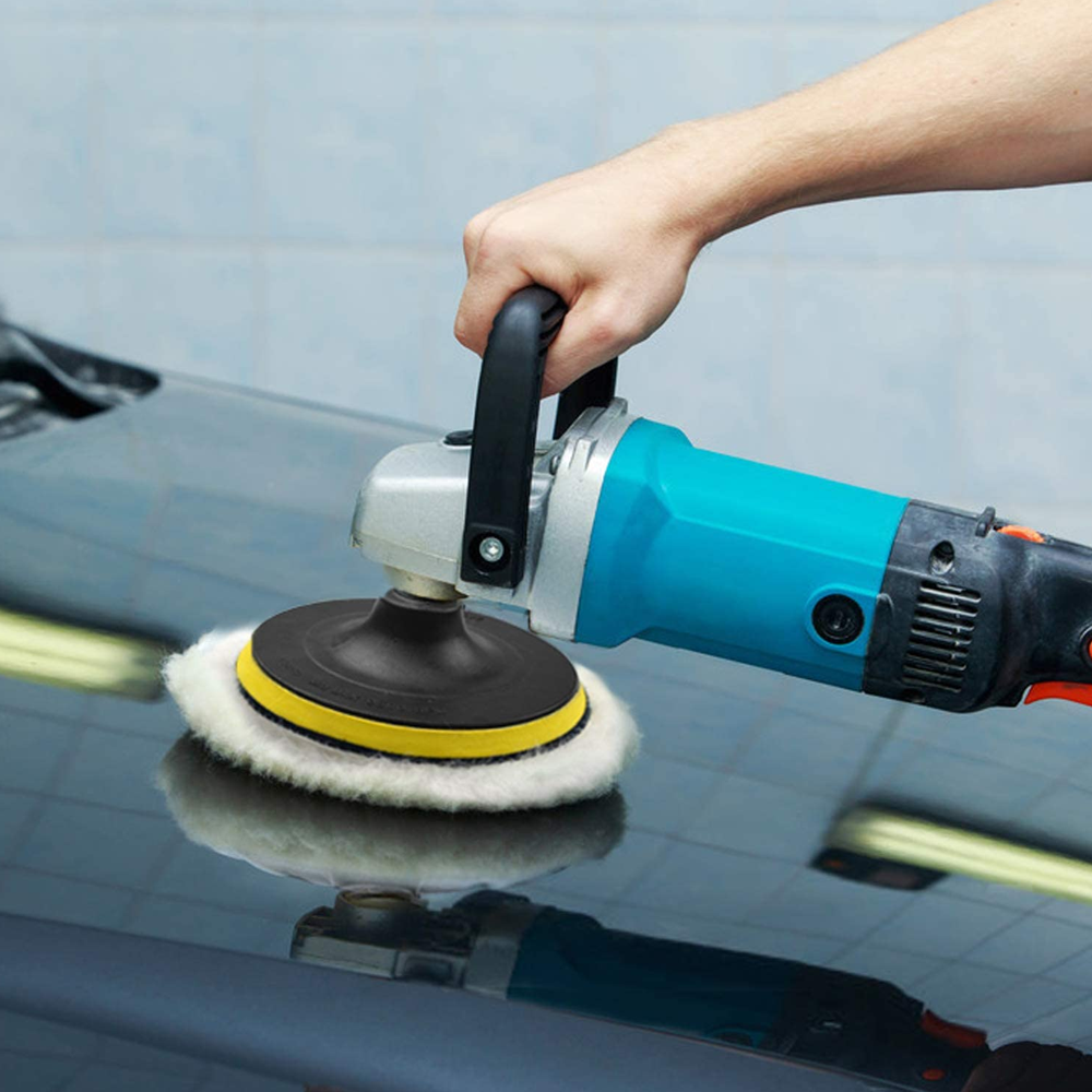 Car Buffing Pad For Drill