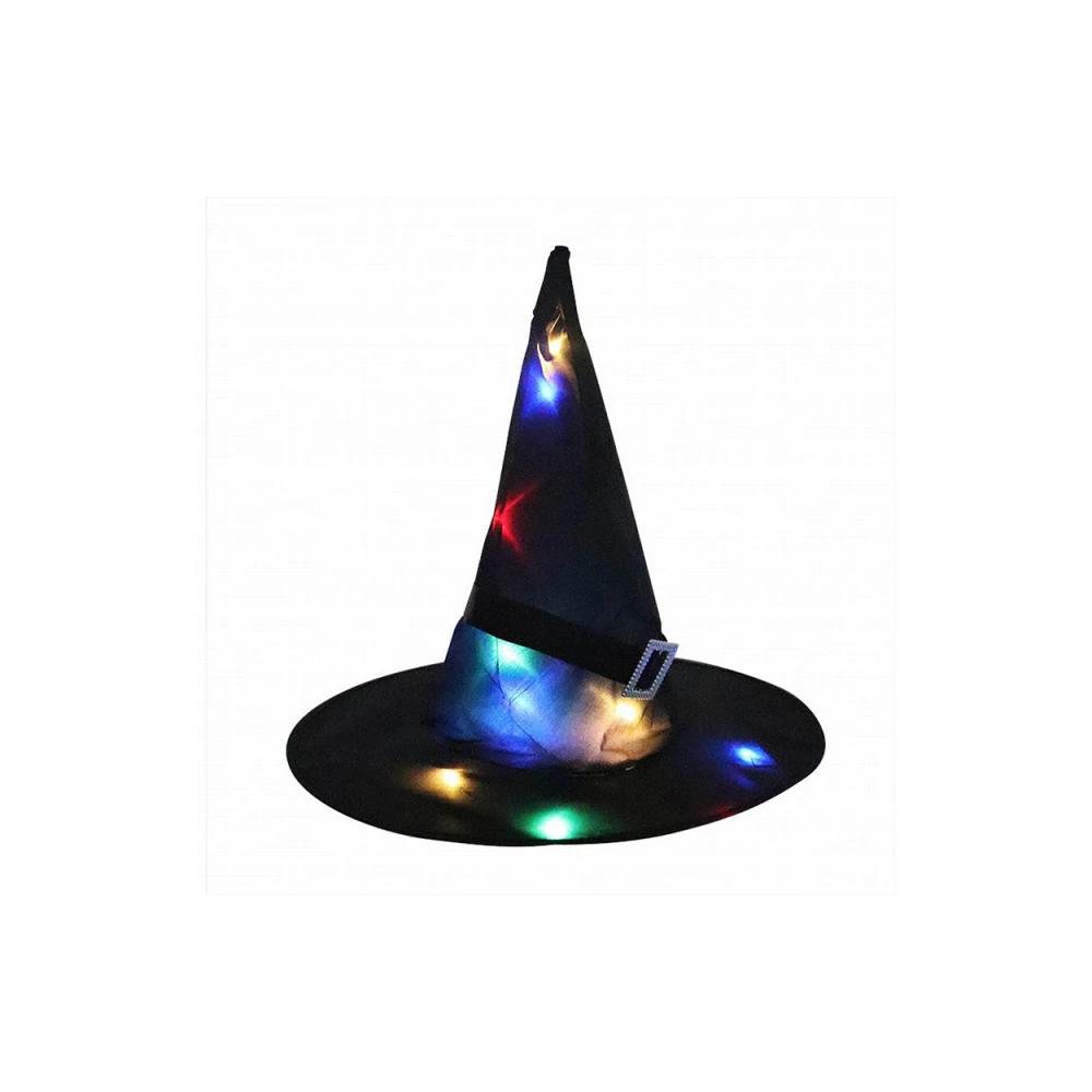 witchhatlightsblack