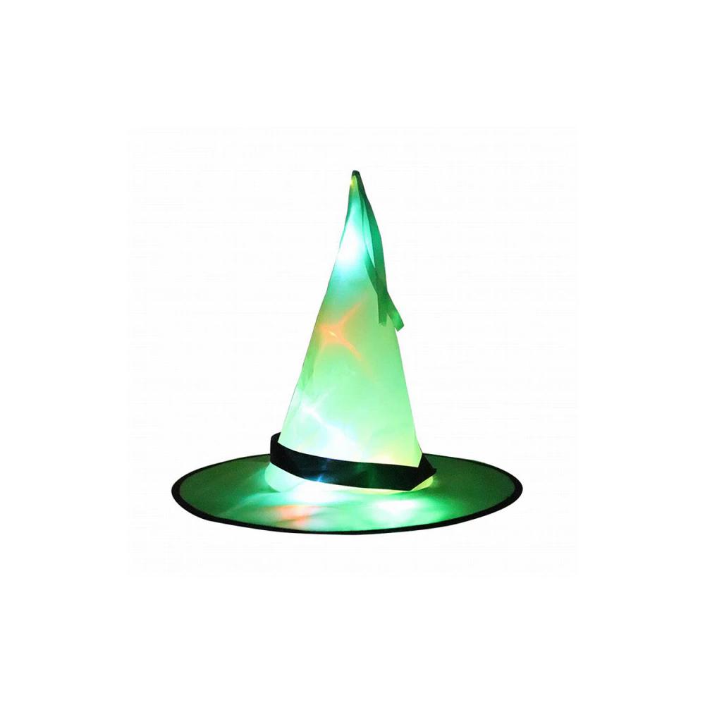 witchhatlightsgreen