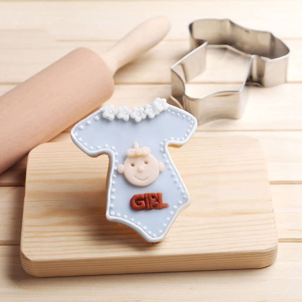 Cute New Baby Cookie Cutters