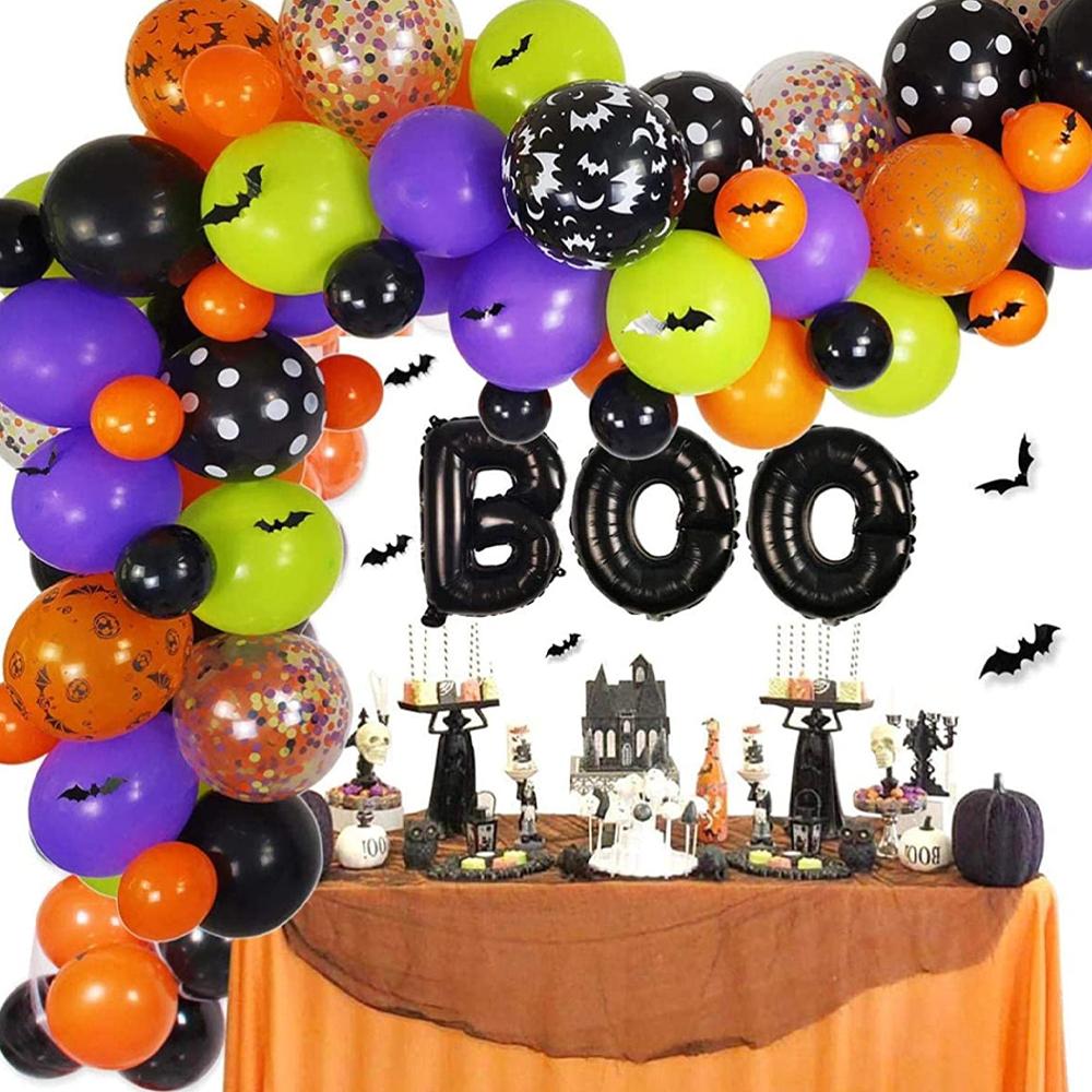 halloweenballoongarland2