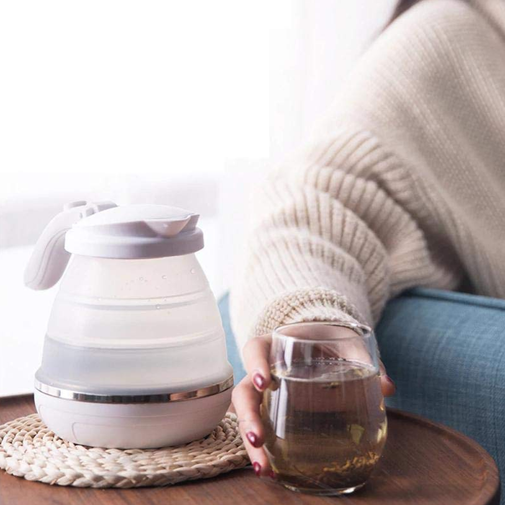 Electric Collapsible Travel Kettle