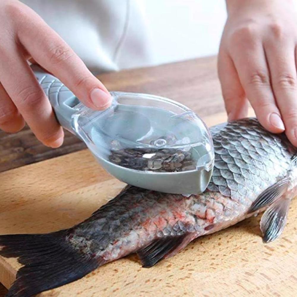 Fish Scale Remover Brush