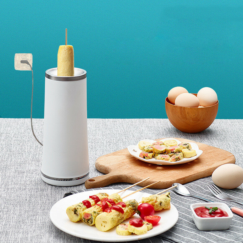 Hands Free Vertical Egg Cooker Electric Machine