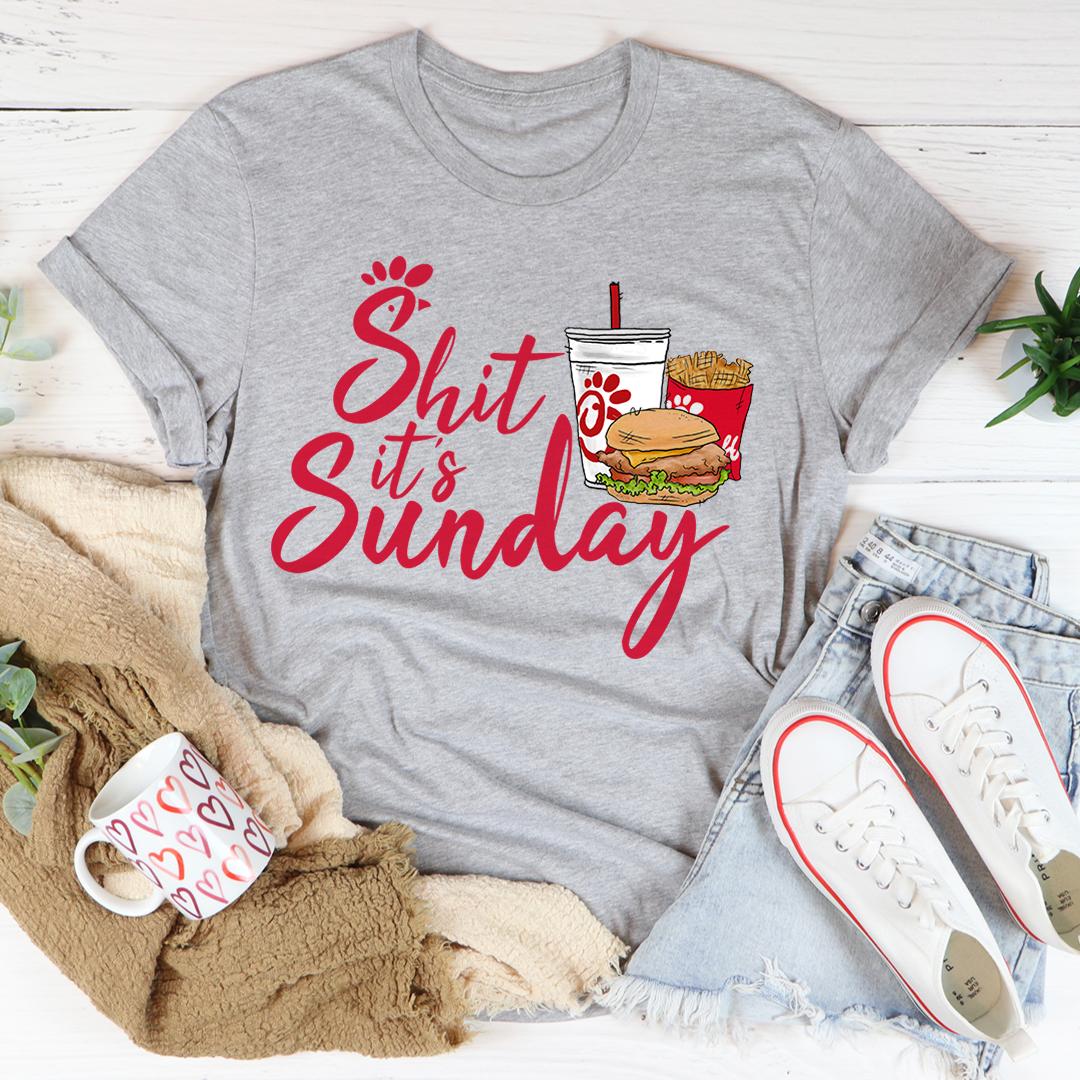 It's Sunday Chicken Tee