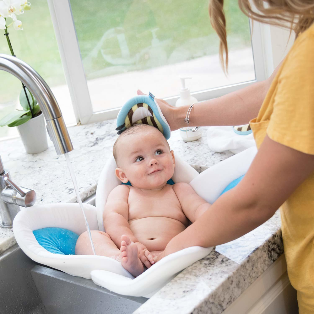 Lotus Flower Baby Bath Mat