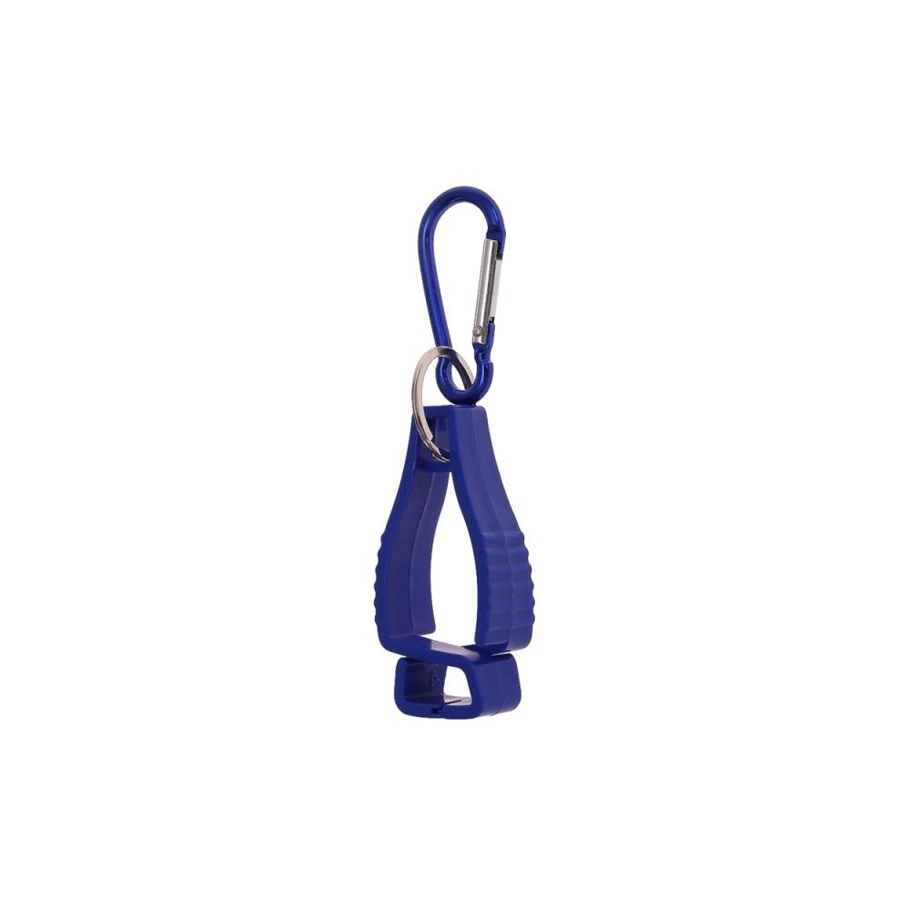Multifunctional Glove Holder Belt Clip - Blue