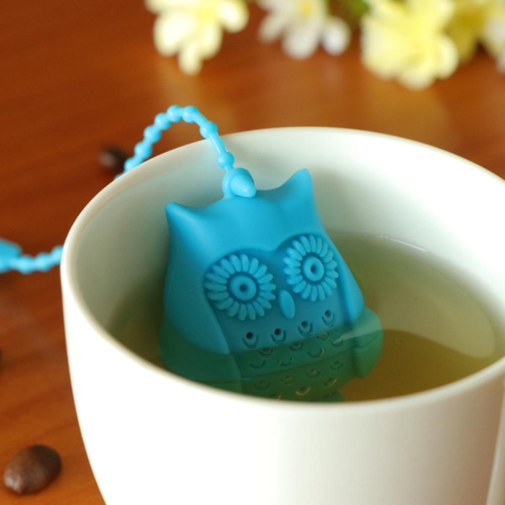 Reusable Wise Owl Tea Infuser