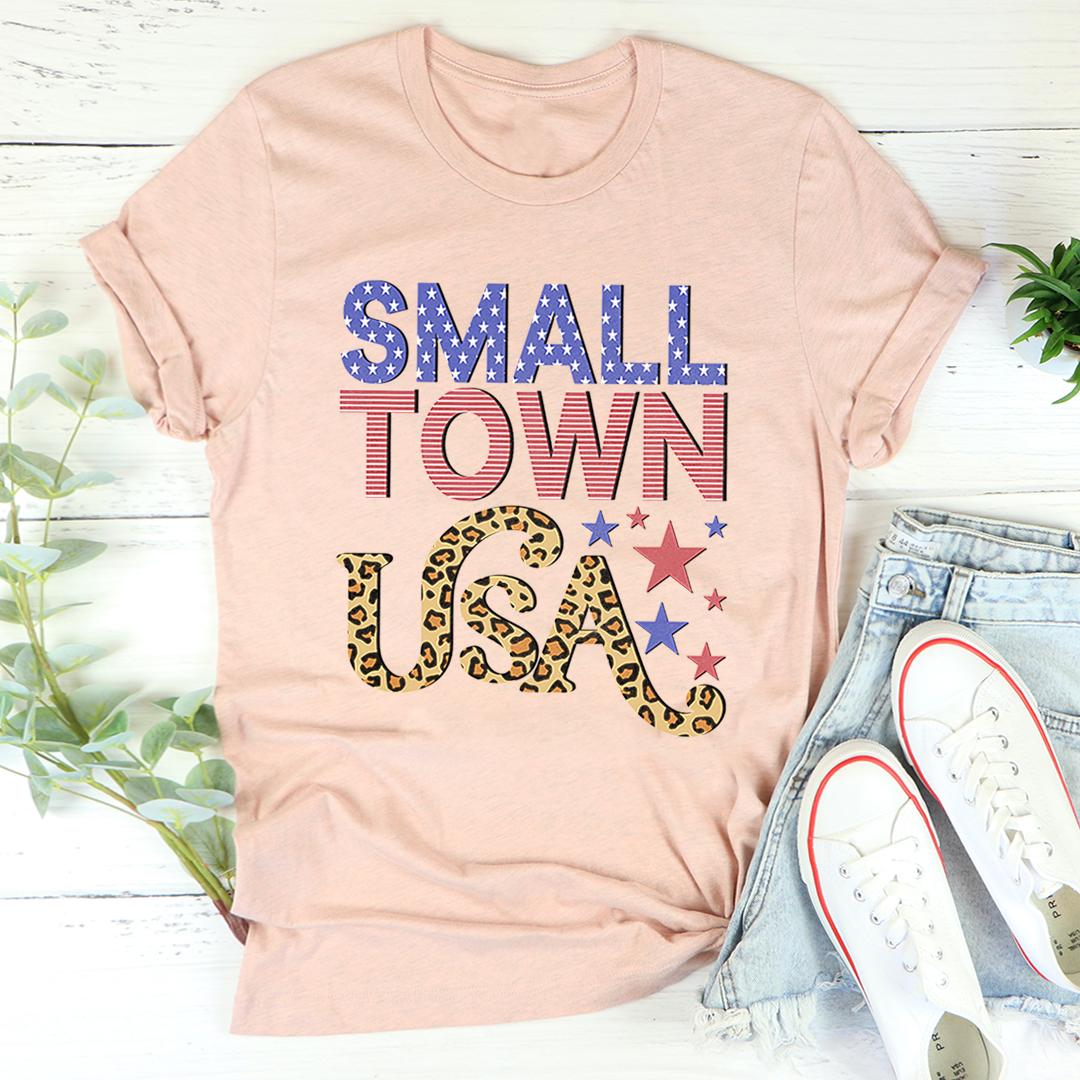 Small Town USA Tee