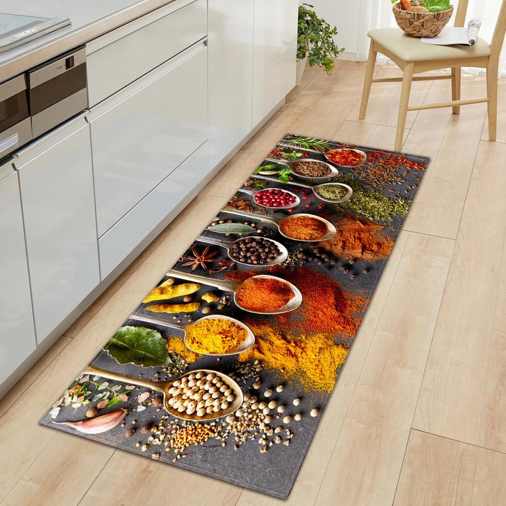 Spice Kitchen Mat
