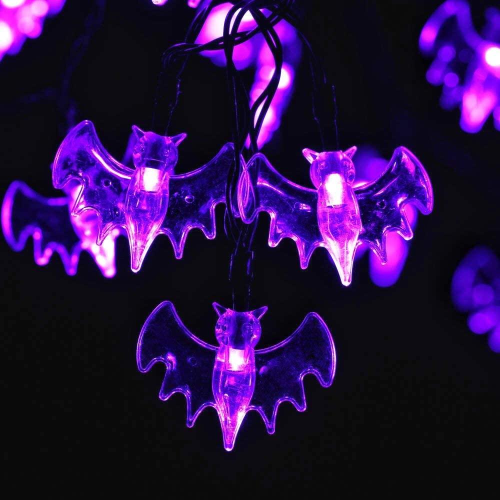 halloweenbatlightspurple