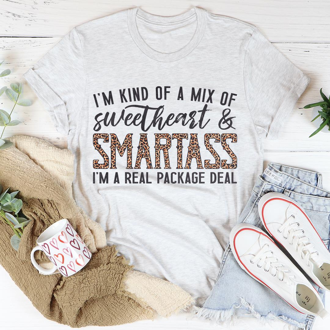 Sweetheart & Smartass Tee