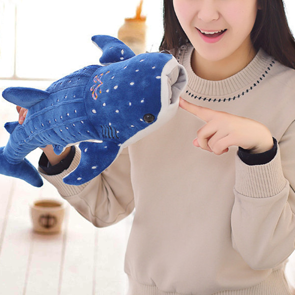 Whale Shark Plush Toy For Kids