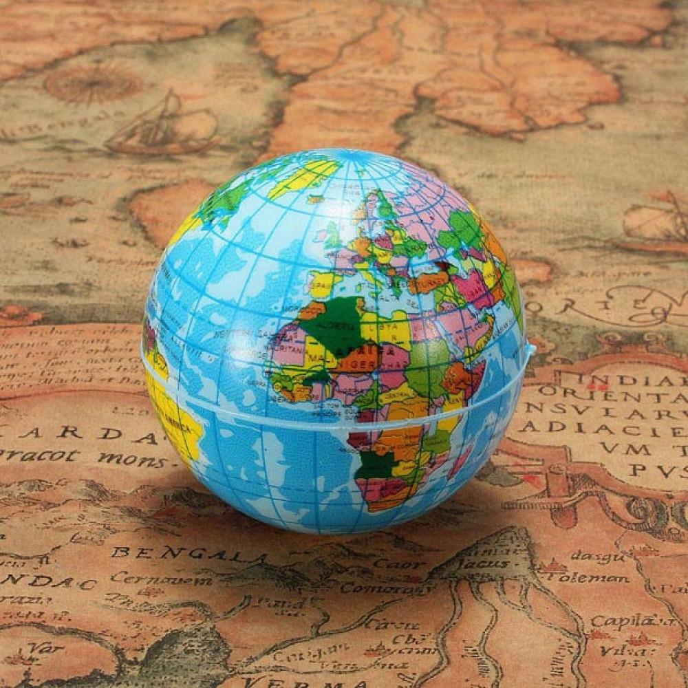 miniglobestressball
