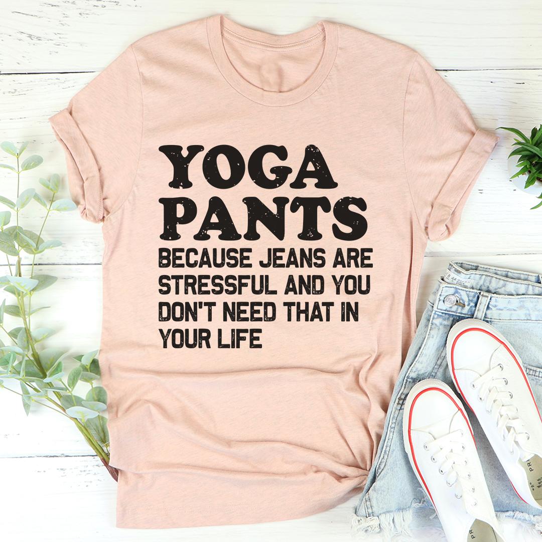Yogapantspeach