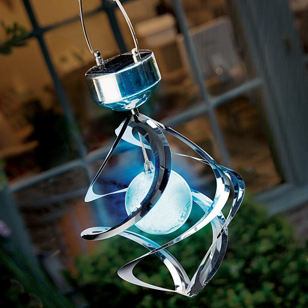 悬挂式旋涡太阳灯