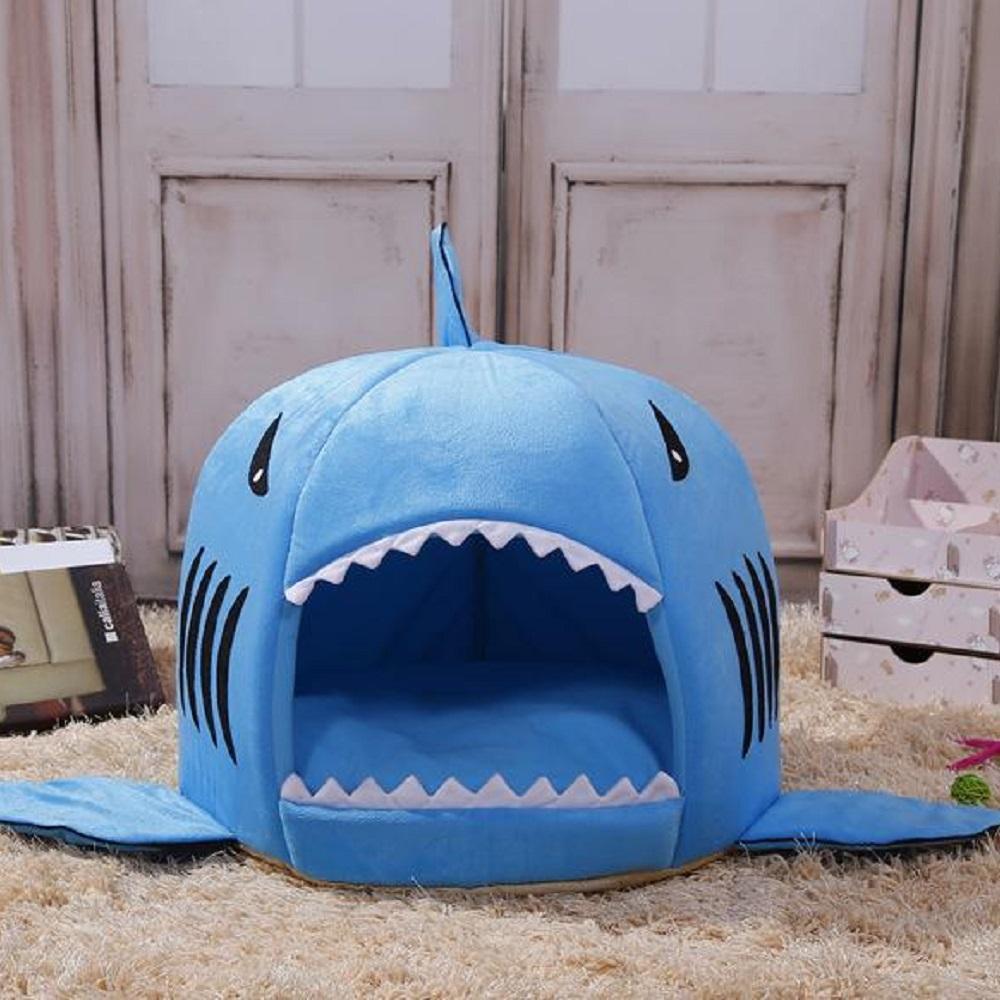 鲨鱼宠物床