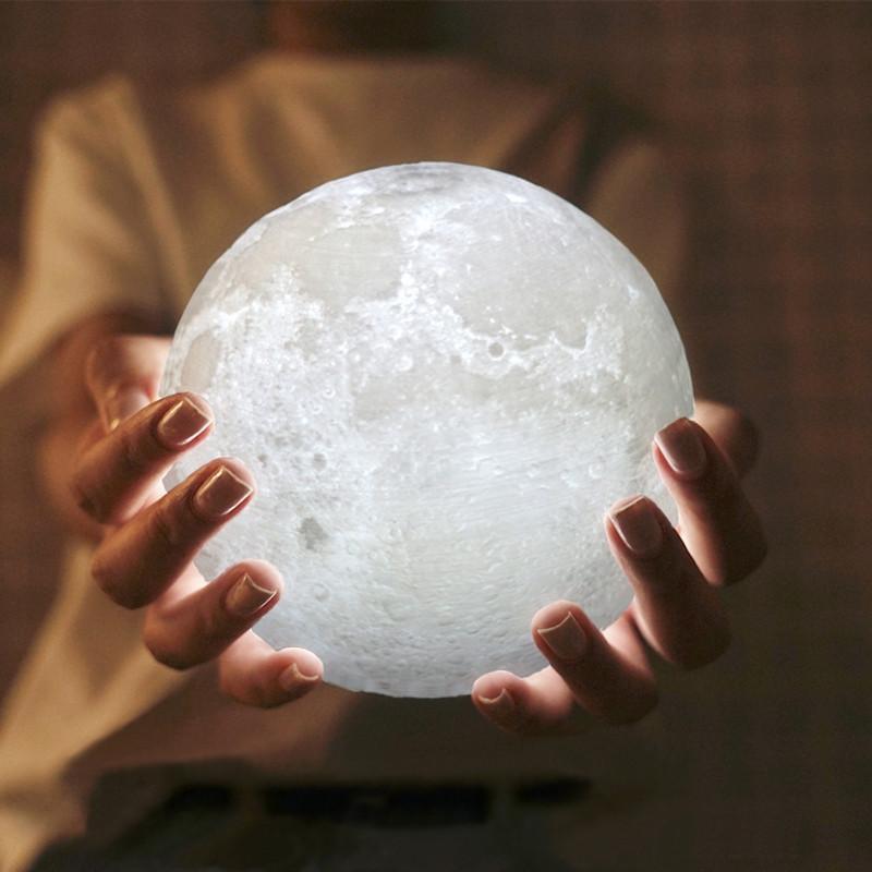 美丽的月光