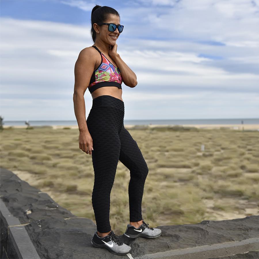 Anti-Cellulite Compression Peach Lift Leggings for Women