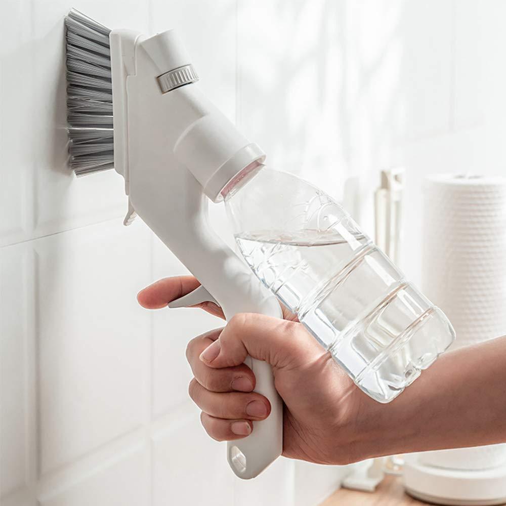 4-in-1 Universal Gap Cleaning Brush Scrubber Wiper