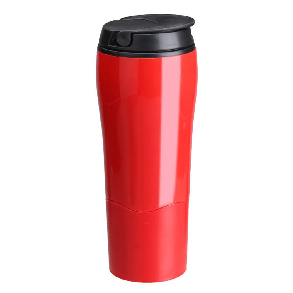 Anti-Tipping Mug-Red