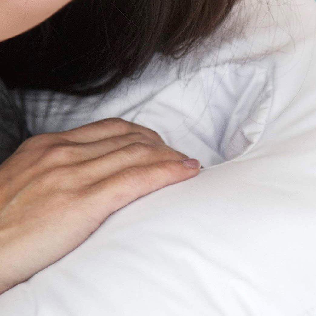 Ergonomic Comfort Pillow