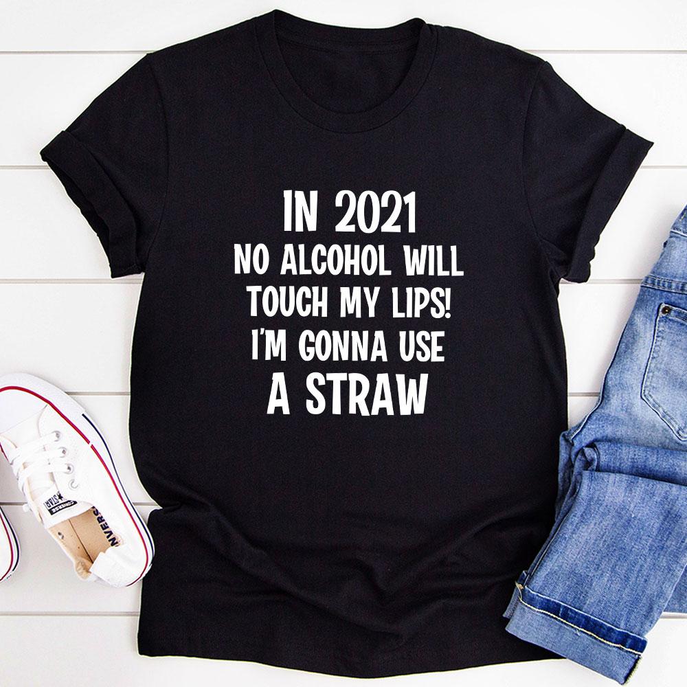 In 2021 T-Shirt (Black Heather / 2Xl)