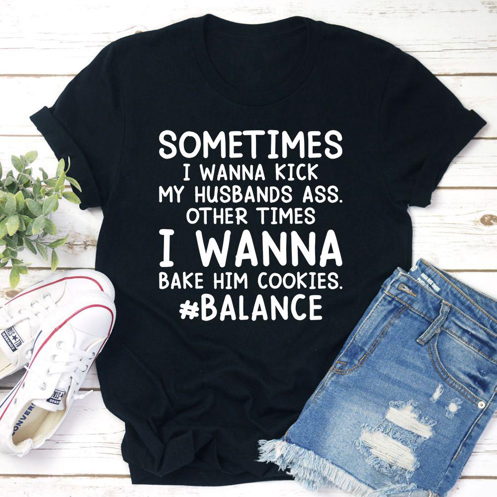Good Wife T-Shirt (Black Heather / Xl)