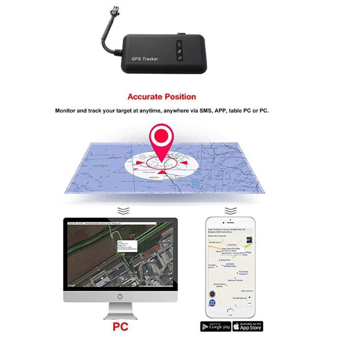 Real-Time Car Tracker