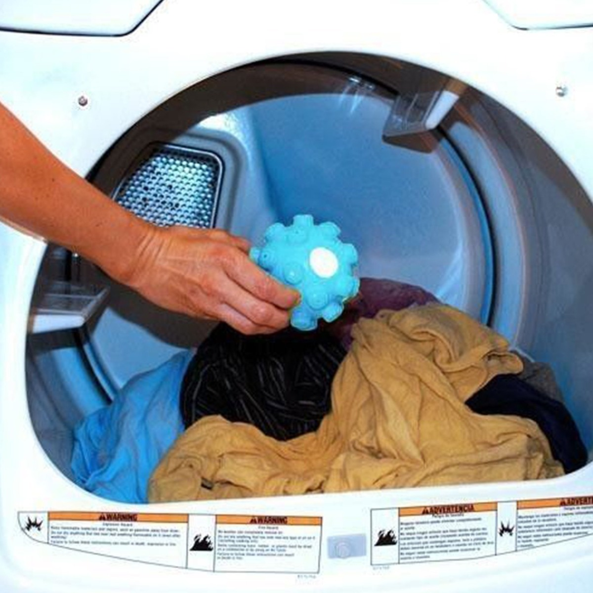 Wrinkle Releasing Dryer Balls