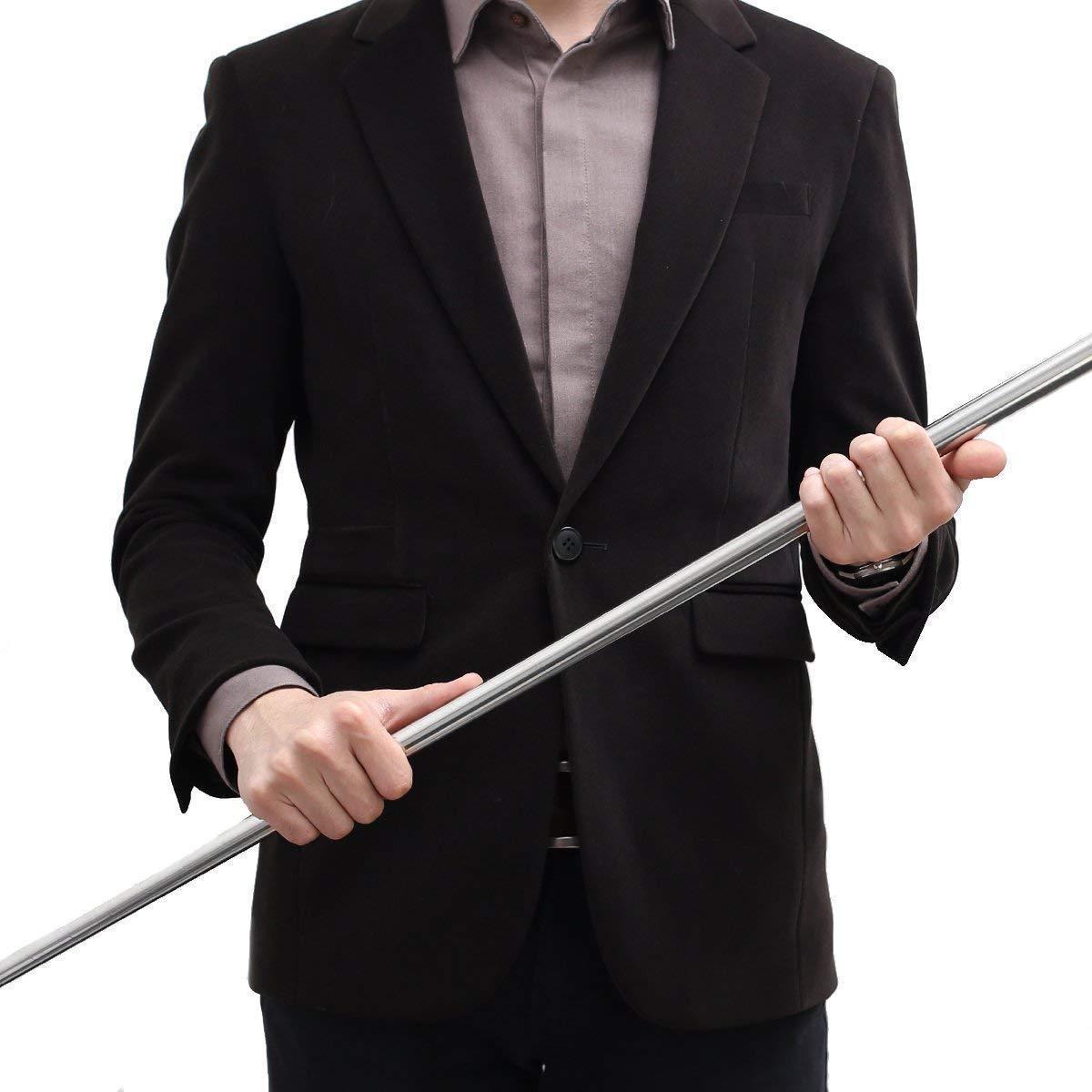 Pocket staff - Expandable/Extendable Martial Arts Magic Metal Staff