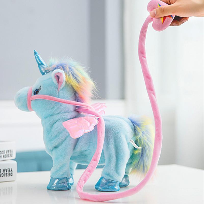 Magic Walking & Singing Unicorn