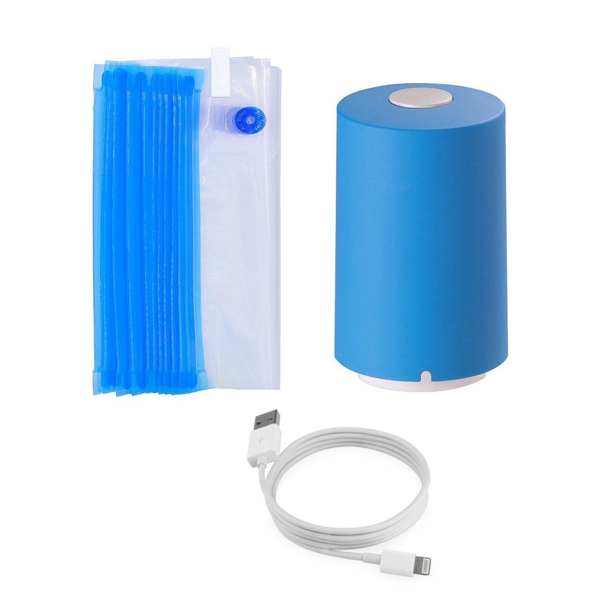 Multi-Purpose Cordless Mini Vacuum