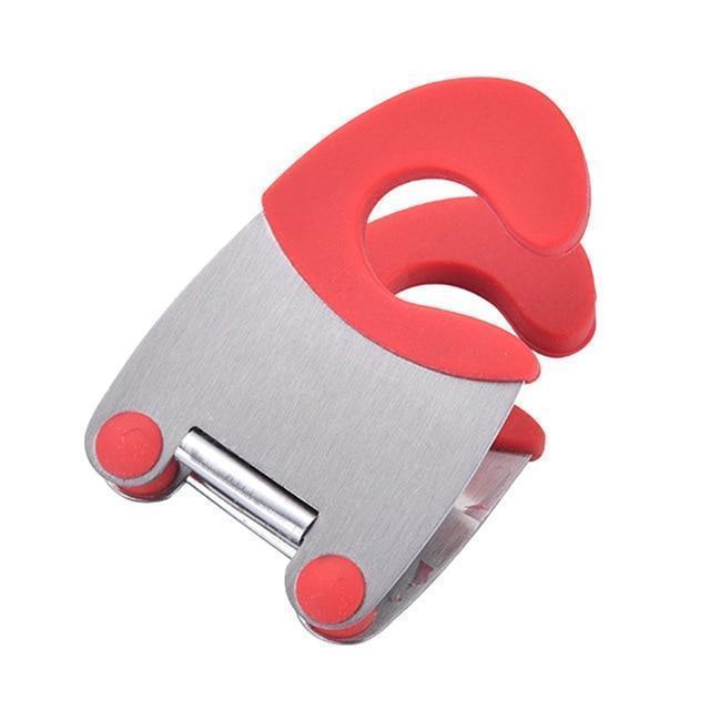 Spatula Holder Pot Clip